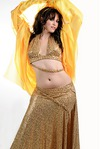 Shems, Belly Dancer