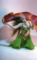 Aleta, Belly Dancer