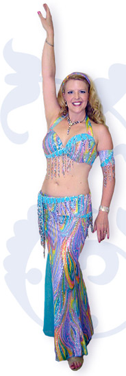 Kiyaana, Belly Dancer