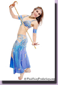Ananke, Belly Dancer