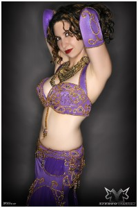 Farah-Abi, Belly Dancer