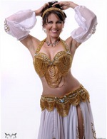 Kostana, Belly Dancer