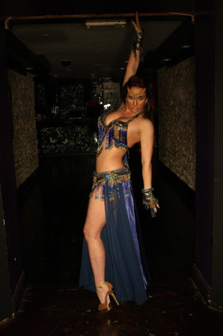Raja, Belly Dancer