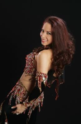 Shadiya, Belly Dancer